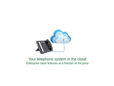 PBX-in-the-cloud
